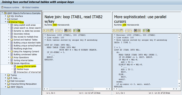 append syntax in sap abap